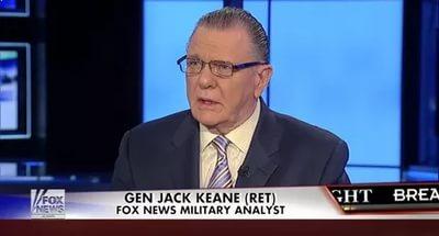 Генерал США: Америка «прикроет спину» своим союзникам на Ближнем Востоке