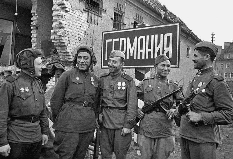 Что советские солдаты увидели впервые, когда пришли в Европу