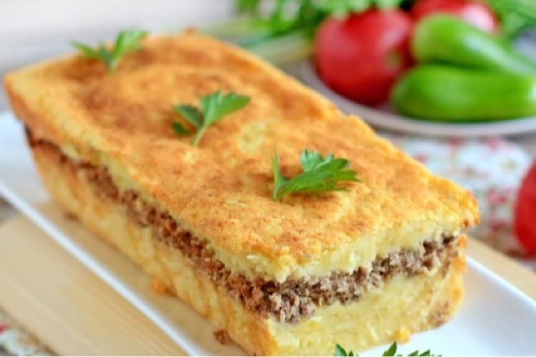Простая и вкусная картофельная запеканка с фаршем