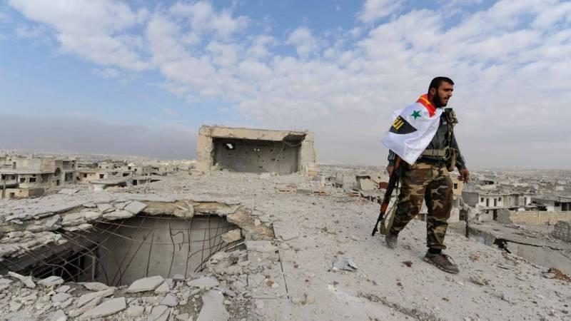 Сирия не падёт…