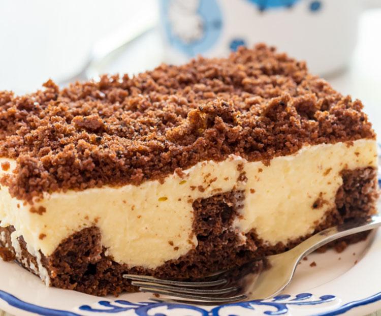 """Вкуснейший пирог """"Решето"""""""