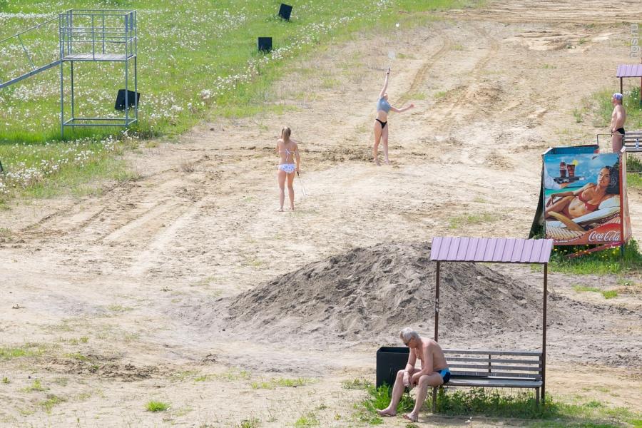 Смерть на пляже: нигде нельз…