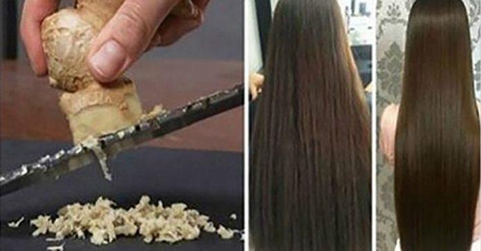 Формула 3 в 1: попрощайтесь с седыми волосами, плюс ваши волосы будут расти как сумасшедшие