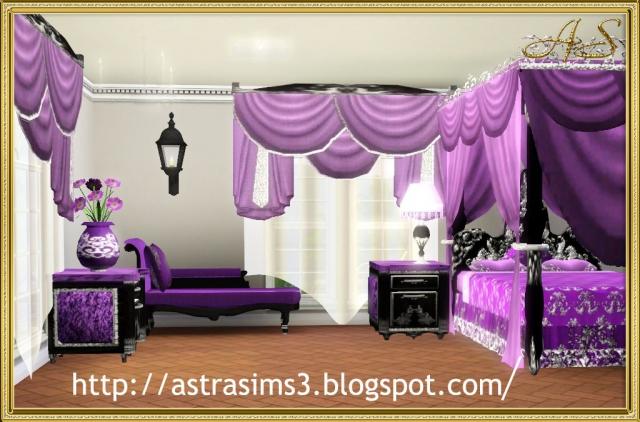 Спальня от Astra