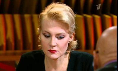 Злая Литвинова рассказала о браке с Земфирой