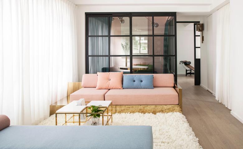 Счастливая квартира с гибкой средой