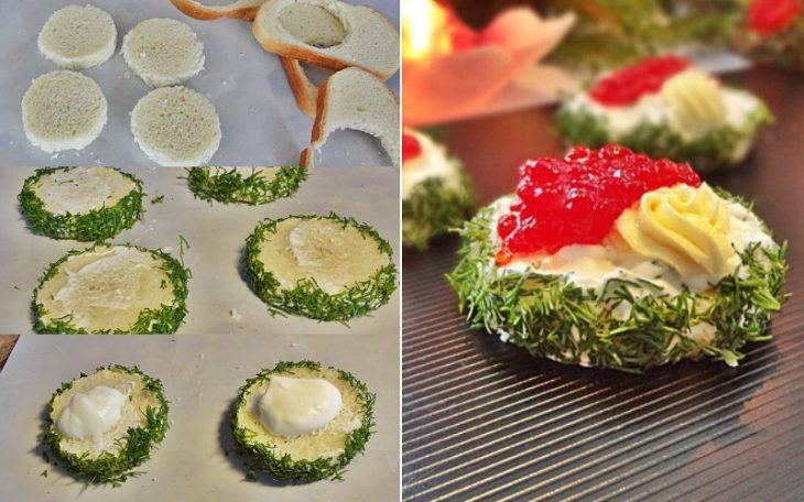 Подборка очень красивых бутербродов, которые станут украшением вашего стола