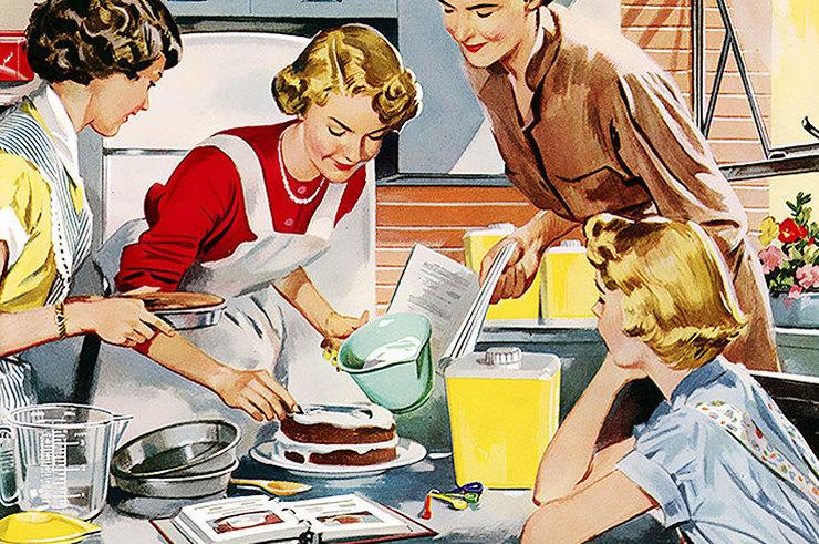 Синдром хозяйки: зачем мы добровольно нагружаем себя бытом