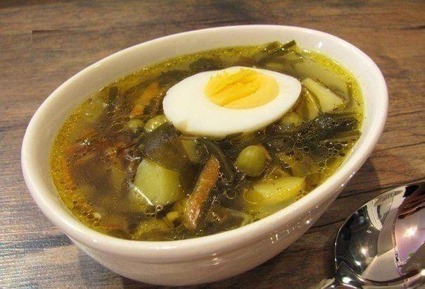 Такого я еще не готовила: Оригинальный Суп с морской капустой