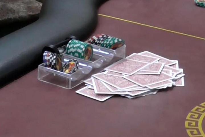 Организаторов азартных игр задержали в Подмосковье