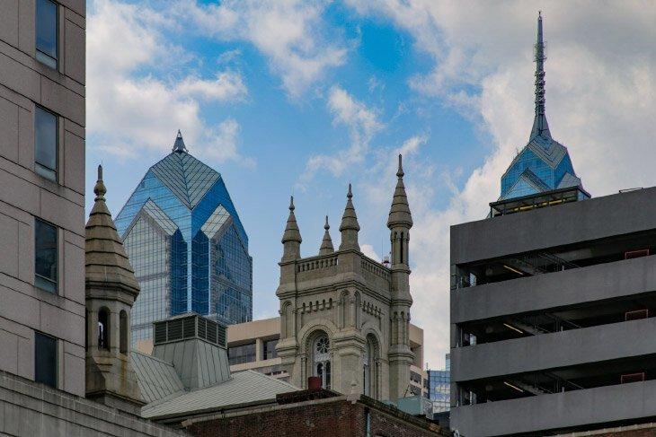 Филадельфийская эклектика.