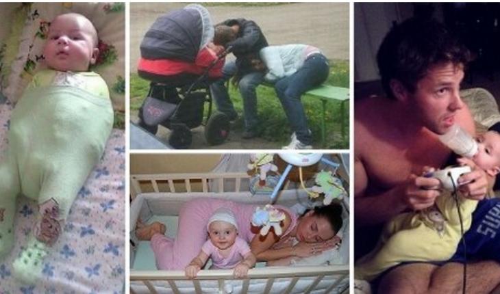 25 примеров гениальной изобретательности, которую поймут те, кто нянчил детей (фото)