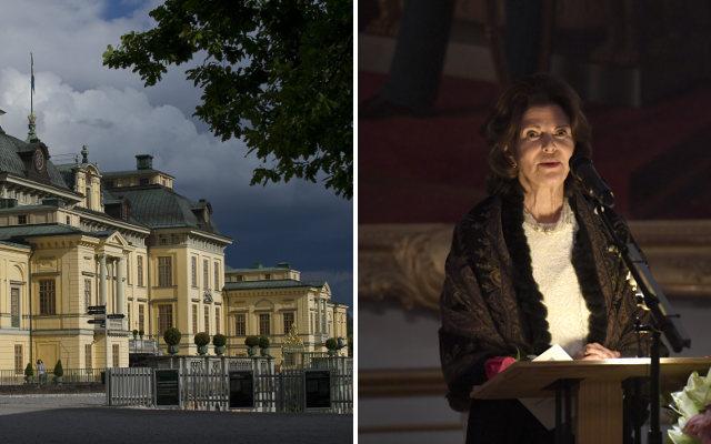 Шведская королева рассказала, что в ее замке обитают призраки