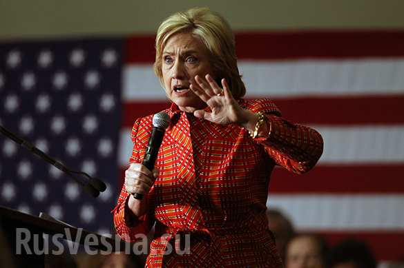Армия США против Хиллари Клинтон, — мнение