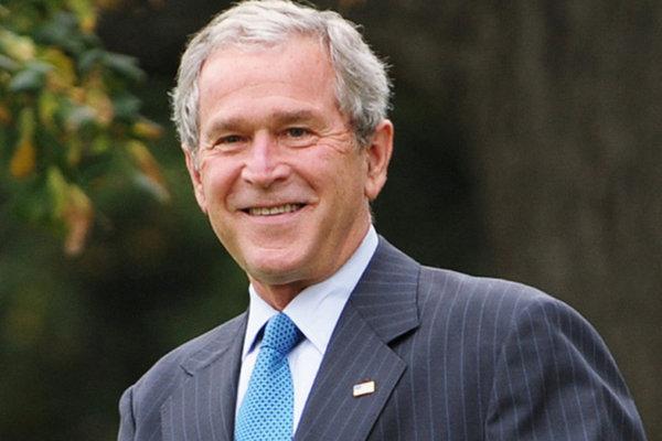 Джордж Буш: «Путин - умный тактик»