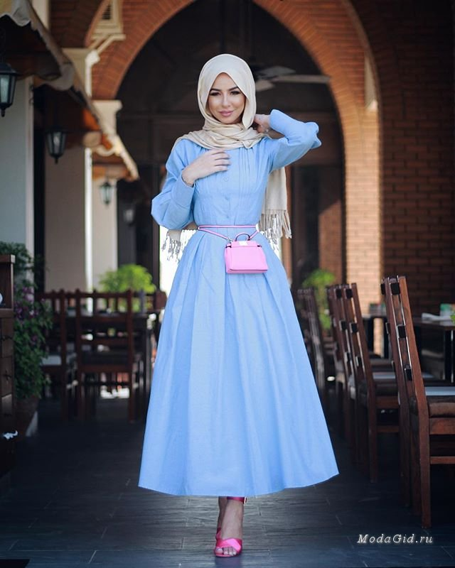 Мусульманский стиль или скромная мода от Соха Мохамед Таха