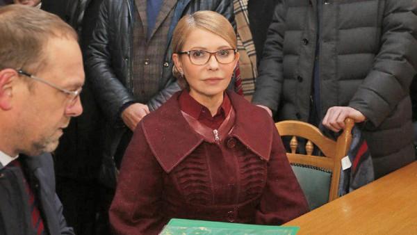 Зачем Юлия Тимошенко выбрала…