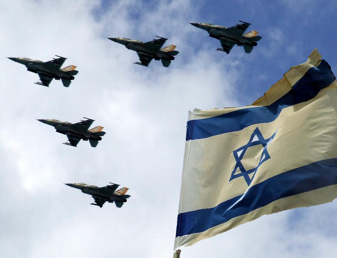 ВВС Израиля проявляют повыше…