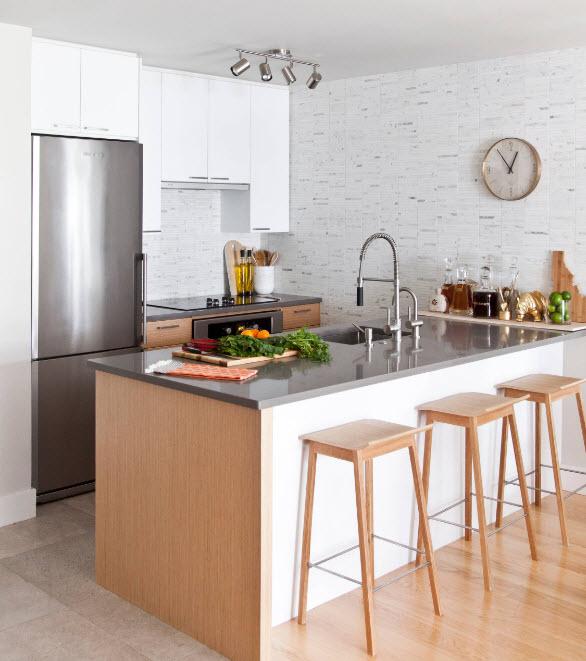 Дизайн кухни 10 кв. м – создаем практичную, красивую и функциональную обстановку