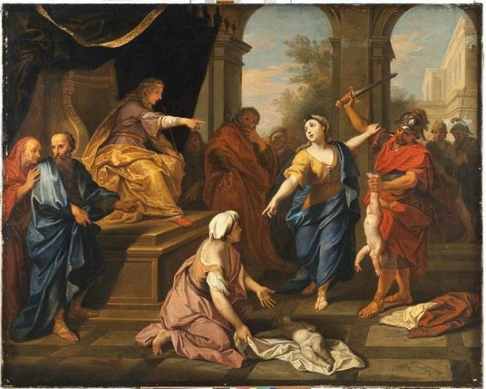 Почему суд царя Соломона счи…