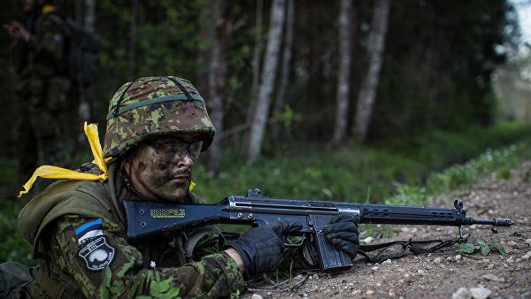 """Эстонский журналист предложил военный вариант """"сдерживания Москвы"""""""