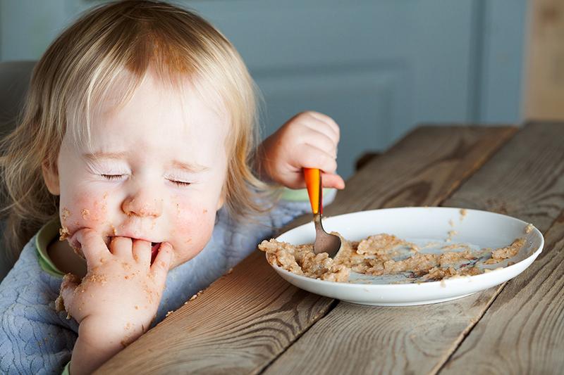 Ложечку за маму или Психологическая роль еды