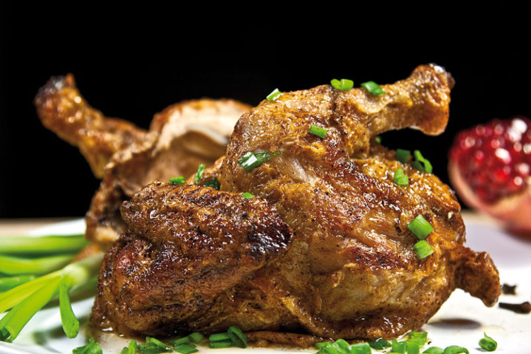 Готовим ароматную курицу