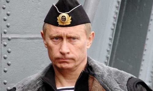 Но был один, который не сбежал… Ода Путину