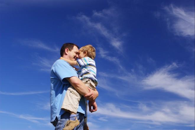 Встречаться с ребенком от первого брака - без членов новой семьи?