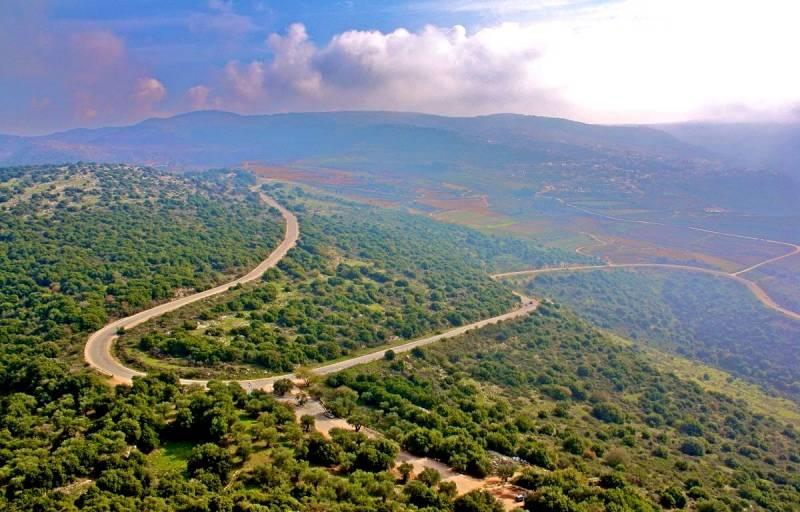 Что стоит за вероятной передачей Голанских высот Израилю?