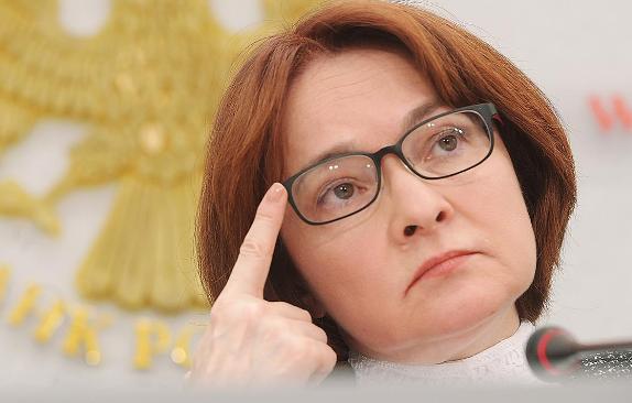 Набиуллина уверена, что санкции не скажутся на финансовой стабильности России