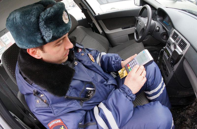 Составлен рейтинг регионов России по средним суммам штрафов ГИБДД