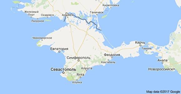 Украина оценила ущерб от присоединения Крыма к России в какие-то $100 млрд