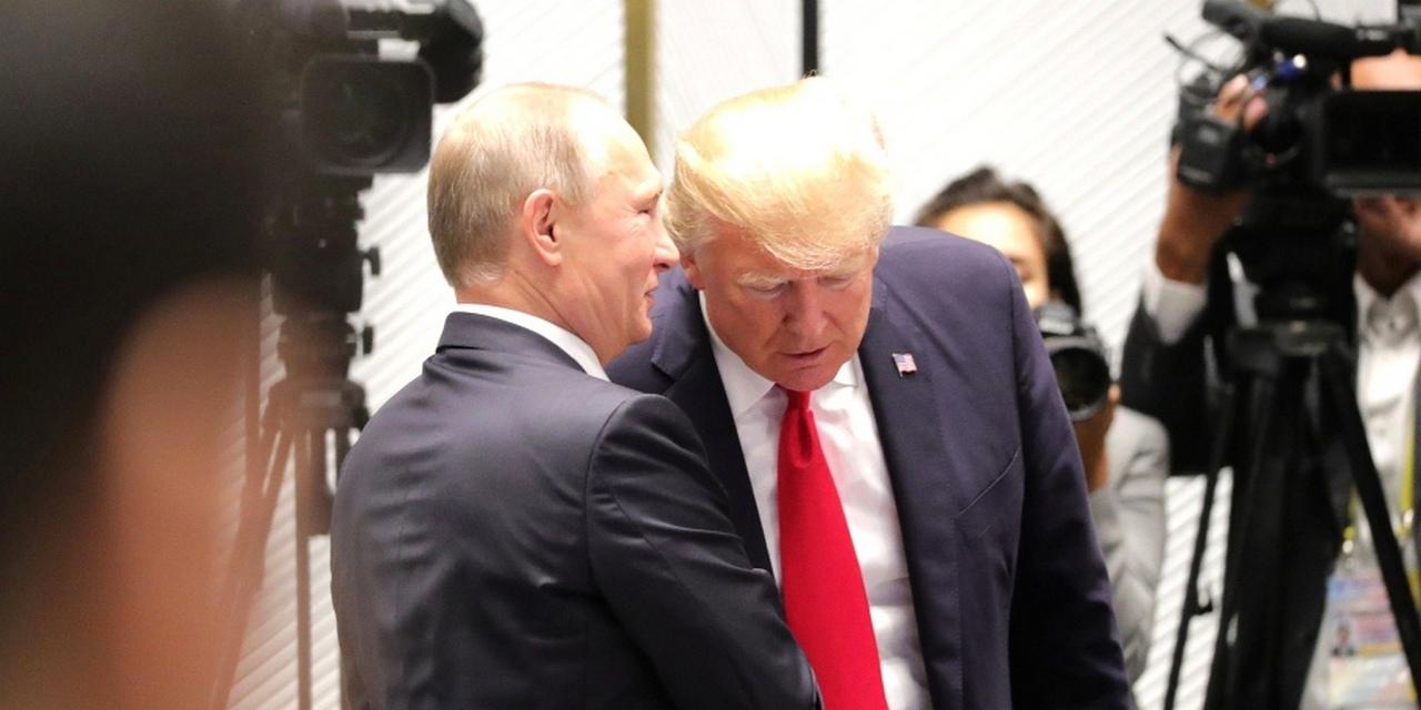 Зачем Трампу Путин?