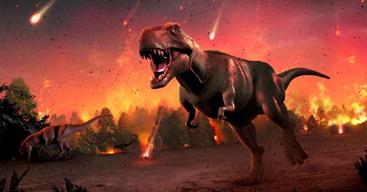 В вымирании динозавров поставили точку — убил только астероид