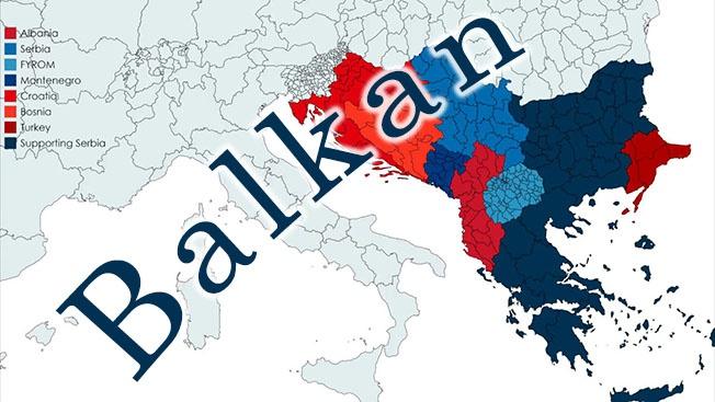 Балканский коридор: как расп…