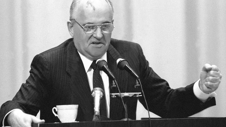 """""""Русские должны быть благодарны Горбачёву"""""""