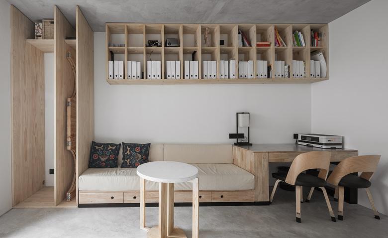 Идеи вертикального хранения, изменившие квартиру