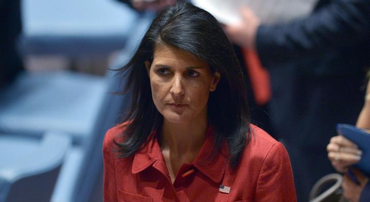 Москва дала мгновенный ответ на заявление Хейли о том, что Россия никогда не будет другом США