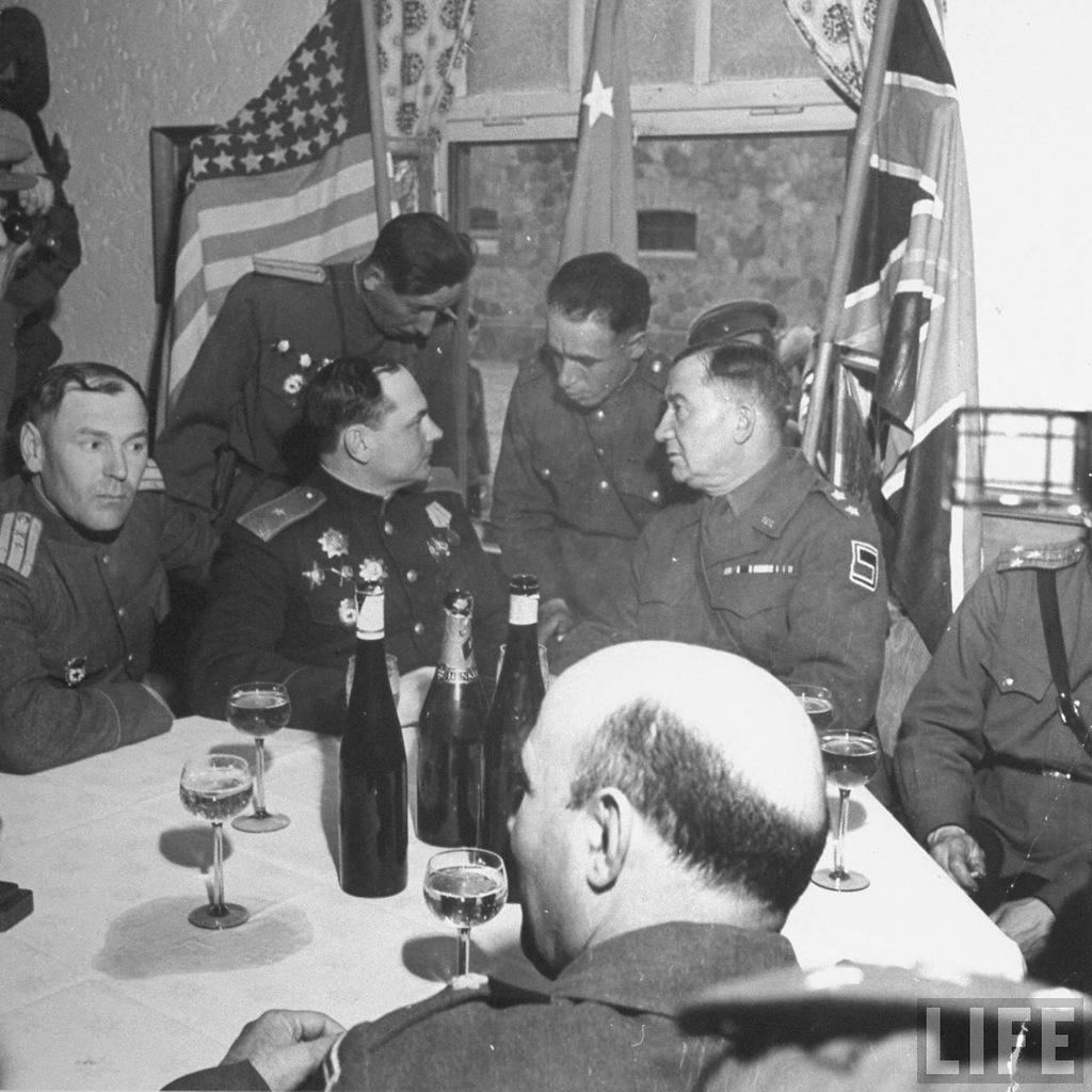 «Командование советских войск», ч.3