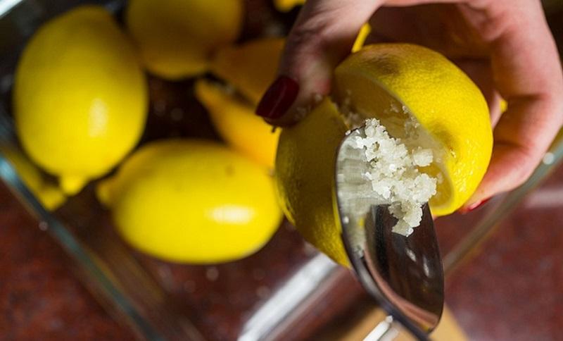 соленые лимоны марокканская кухня