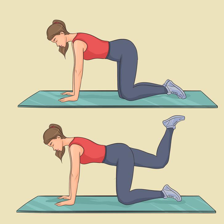 9 упражнений, которые подарят вам стройную талию