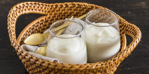 Овсяный кисель с молоком