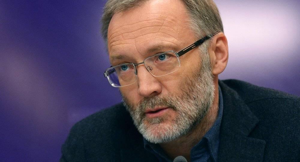 Михеев в эфире ТВ рассказал, кто развязал «войну» на Украине