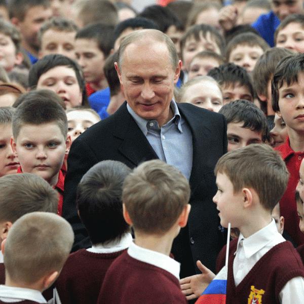 """Добрый дядя"" Путин - не помог"