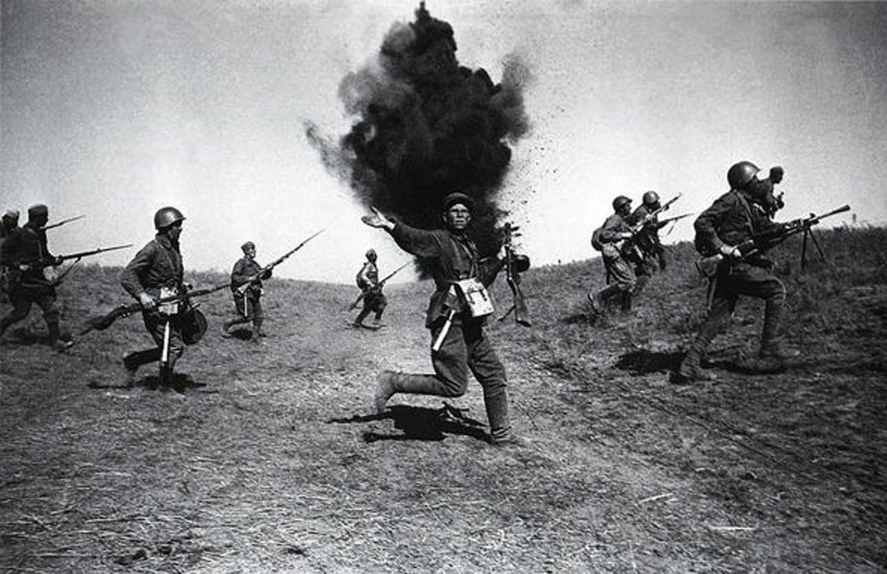 Реконструкции знаковых сражений Второй мировой, в которых вы сами можете принять участие