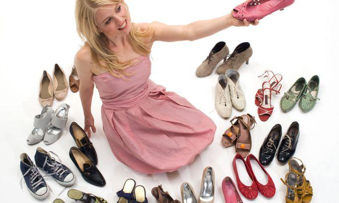Изящная обувь для широкой но…