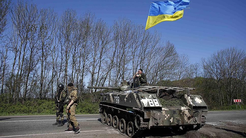 Отделение Донбасса от Украины — необратимо