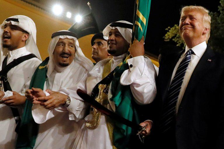 Если США ударят по Саудовской Аравии, Россия повторит свой нефтяной рай