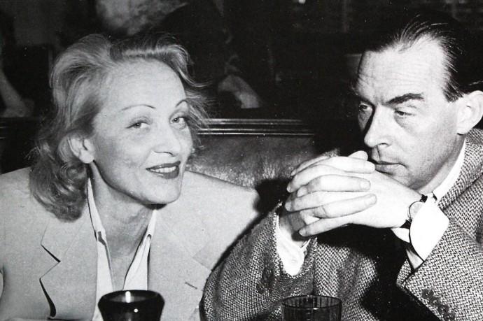 Эрих Мария Ремарк и Марлен Дитрих: много прошлого и никакого будущего